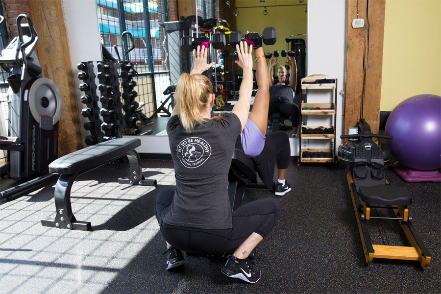 %Gym Downtown Vancouver %Personal Trainer Yaletown